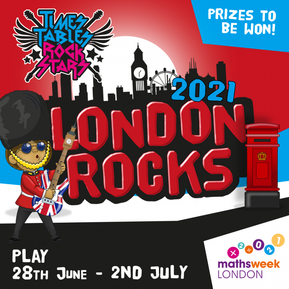 Our London competition starts Monday 28th June. Find out how your school can get involved.