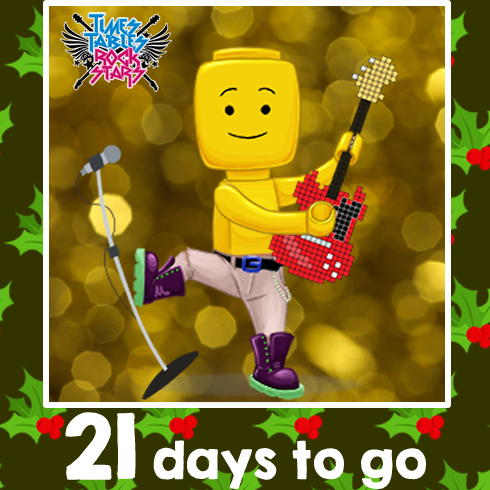 Times Tables Rock Stars Christmas Avatar Advent. Only 21 days left until Christmas