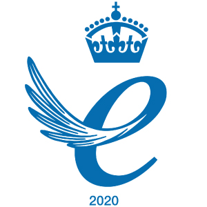 Queen's Award for Enterprise for Innovation 2020 Winner
