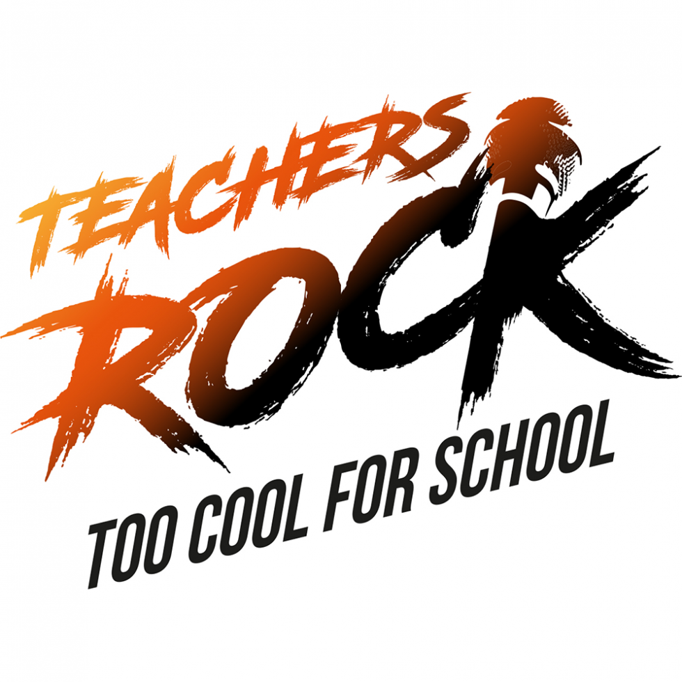Teachers Rock Choir Logo