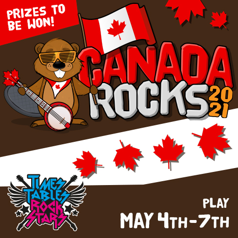 Get involved with Canada Rocks 2021!