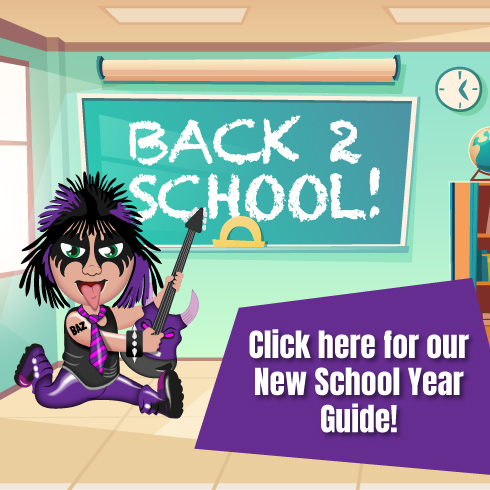 Easy to follow guide on setting up your classes for the new school year.