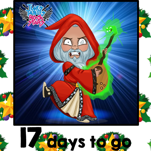 Times Tables Rock Stars Christmas Avatar Advent. Only 17 days left until Christmas