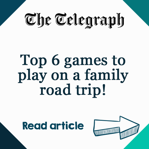 Times Tables Rock Stars mention in The Telegraph - Six of the best games to play on your next family road trip.