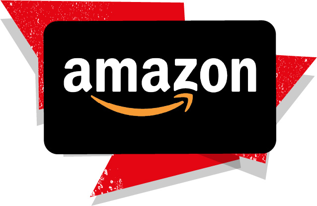 Amazon gift cards!