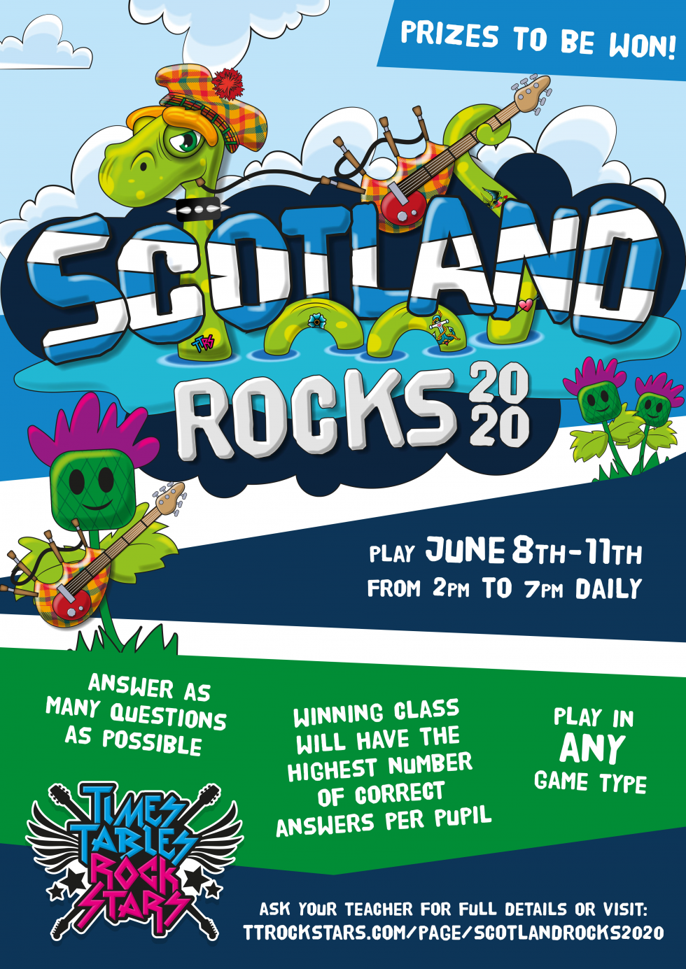 Download your Scotland Rocks Poster now.