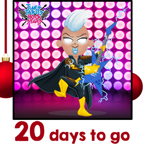 Times Tables Rock Stars Christmas Avatar Advent. Only 20 days left until Christmas