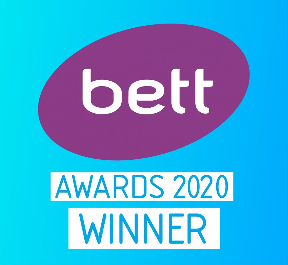 Bett 2020 Primary Content Award Winner.