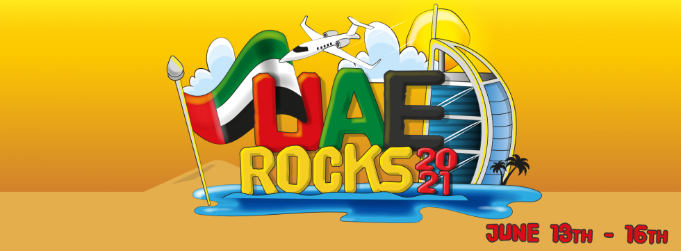Times Tables Rock Stars UAE Rocks competition! June 13th to June 16th.