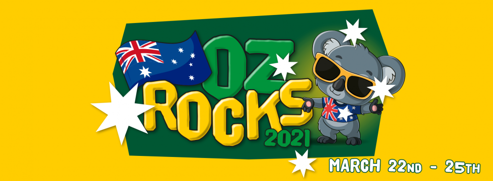Times Tables Rock Stars Oz Rocks competition! March 22nd to March 25th.