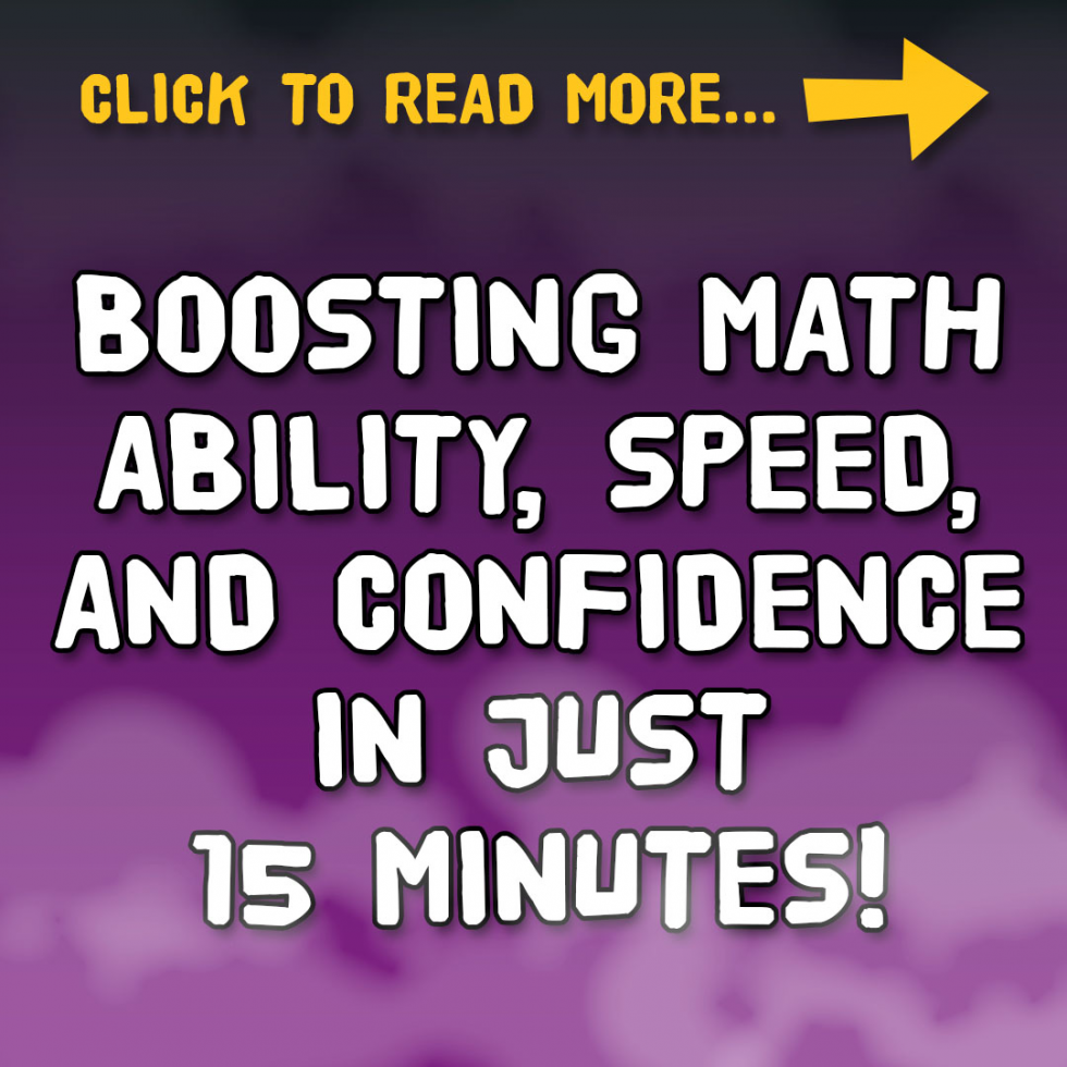Lincoln Central - Boosting math ability, speed, and confidence in just 15 minutes.