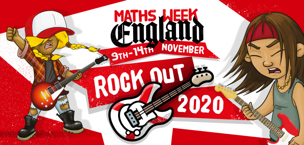 Times Tables Rock Stars Maths Week England Rock Out 2020 competition!