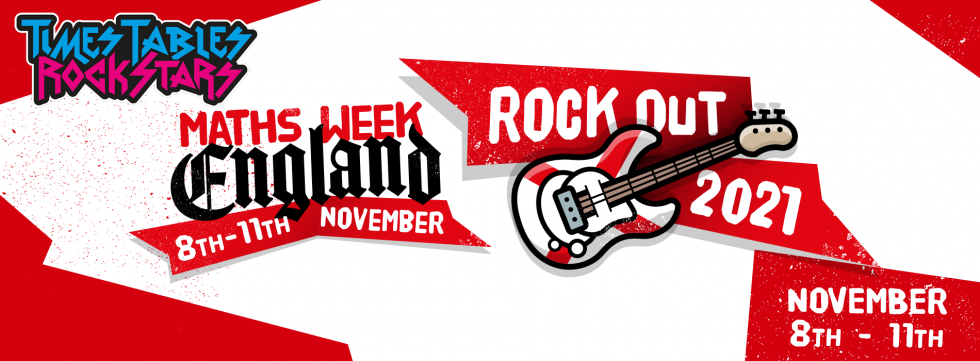 Times Tables Rock Stars England Rocks competition! November 8th to November 11th.