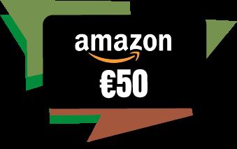 Six Amazon Gift Cards to be won.
