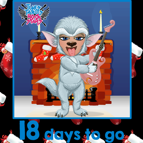 Times Tables Rock Stars Christmas Avatar Advent. Only 18 days left until Christmas
