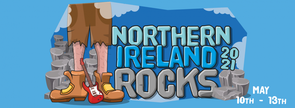Times Tables Rock Stars Northern Ireland Rocks competition! May 10th to May 13th.