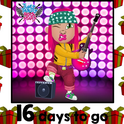 Times Tables Rock Stars Christmas Avatar Advent. Only 16 days left until Christmas