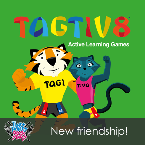 TagTiv8 New Friendship