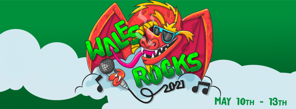 Times Tables Rock Stars Wales Rocks competition! May 10th to May 13th.