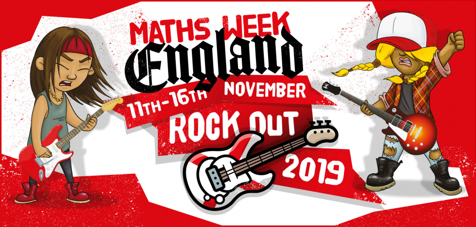 Times Tables Rock Stars has partnered with Maths Week England for a Rock Out competition!