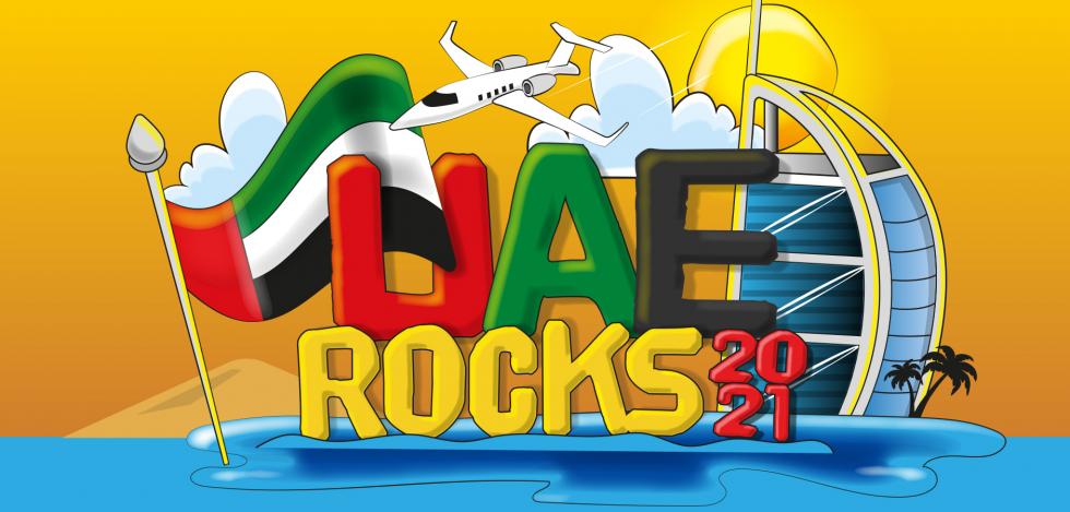 Times Tables Rock Stars UAE Rocks 2021!