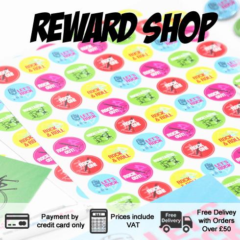 Why not visit our Reward Shop!?
