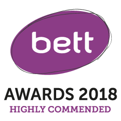 Bett Awards Finalist 2018