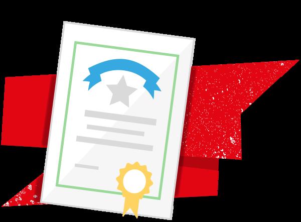 Custom certificates for all schools!