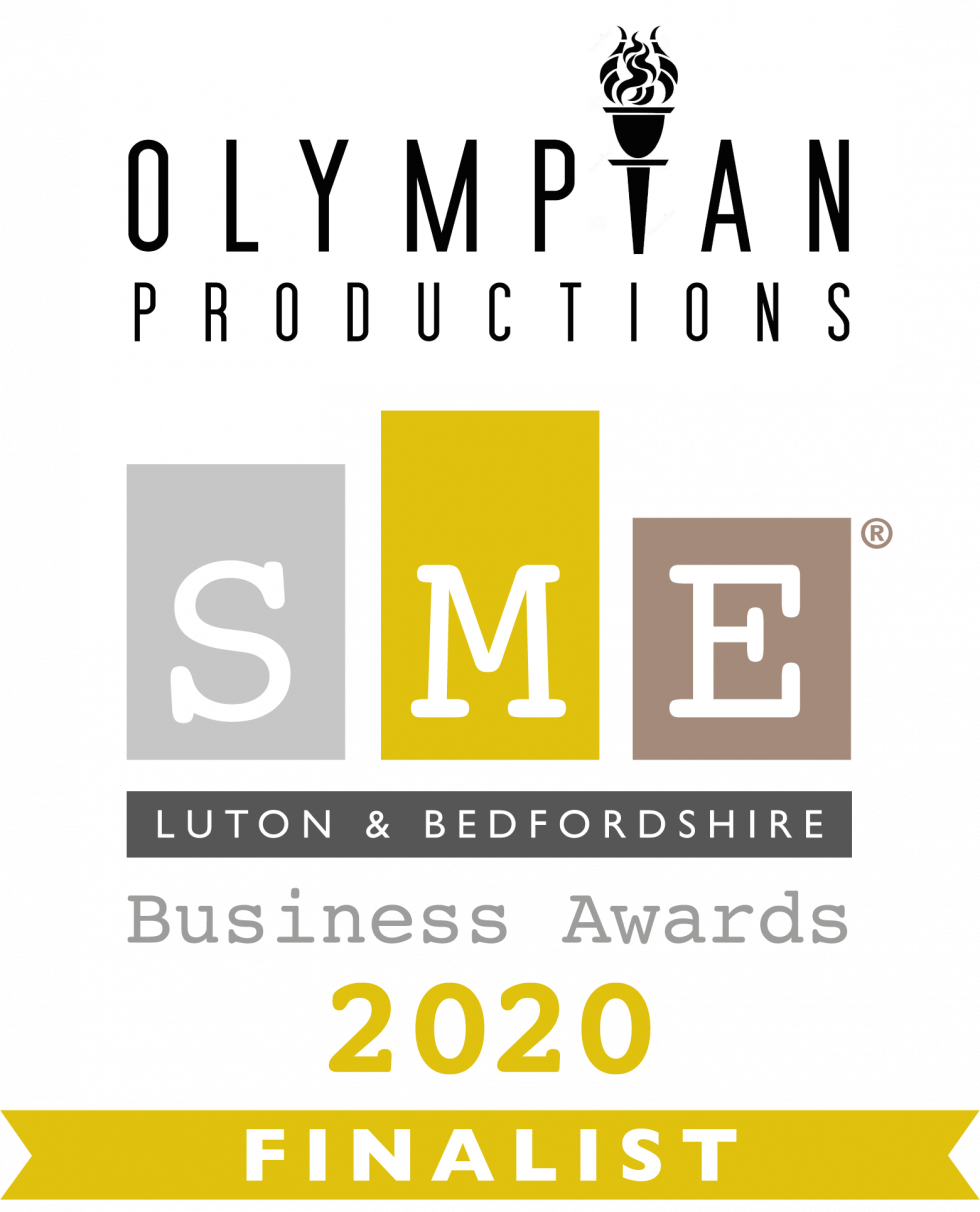 SME Luton & Bedfordshire Business Awards 2020 Finalist
